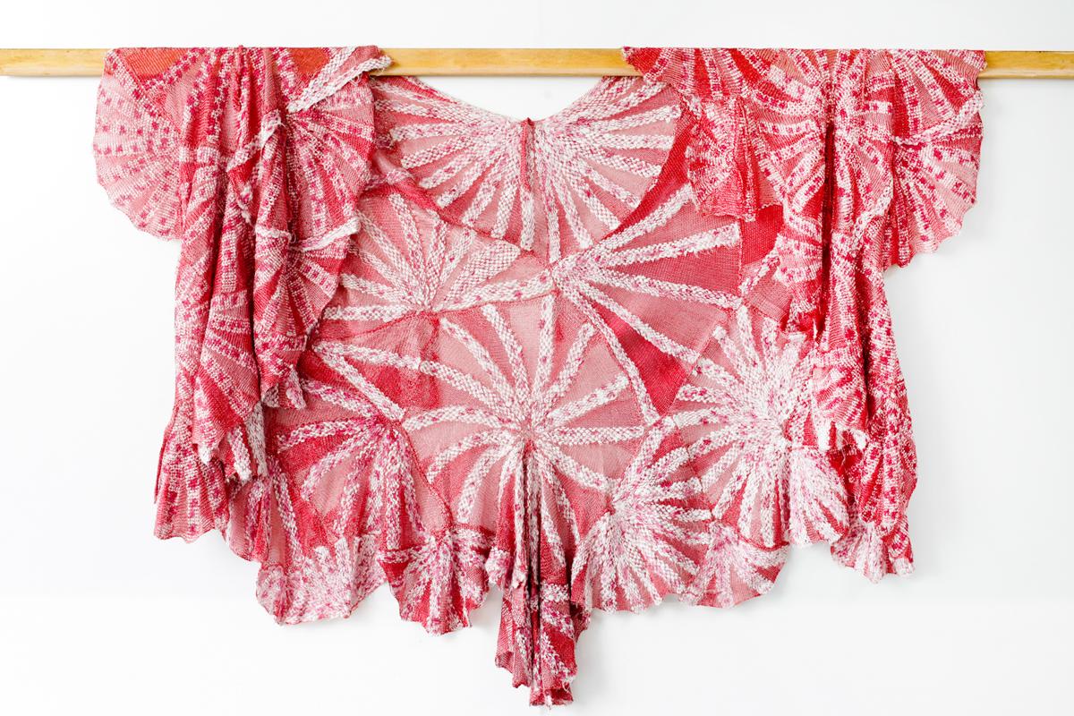 Organs: Ethereal Textiles by Moriel Dezaldeti
