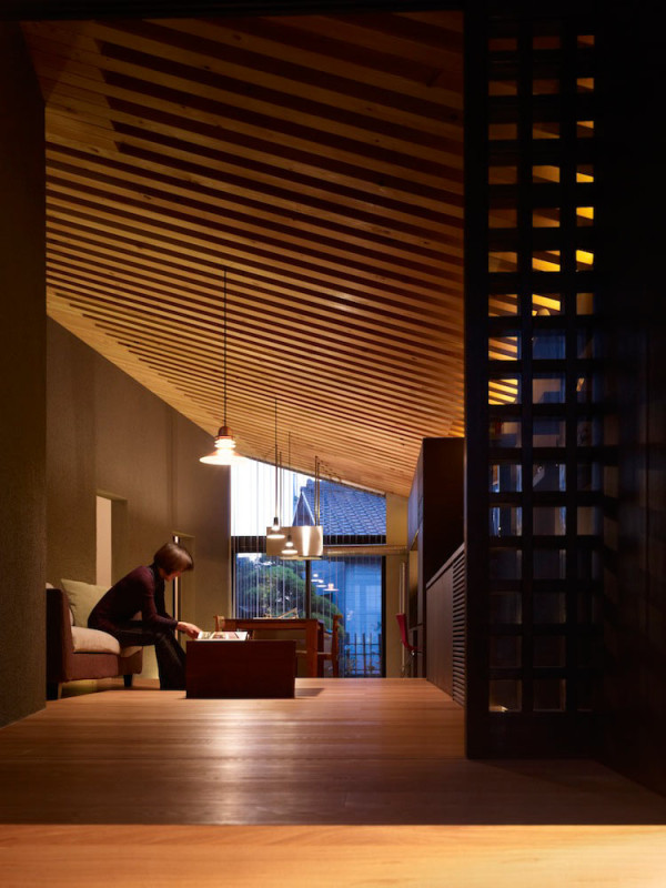 Okazaki House by MDS in main architecture  Category