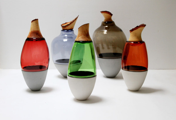 Handmade Vessels by Utopia & Utility in main home furnishings art  Category