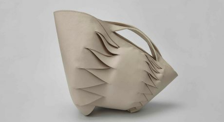 System and Form: Bags Inspired by Hair Braids