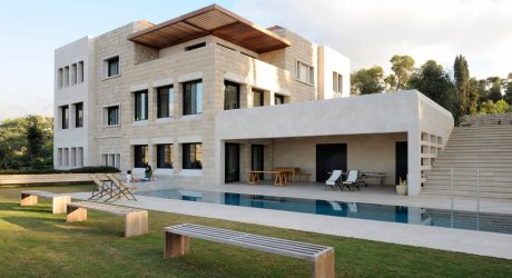 Villa Yarze by Raëd Abillama Architects