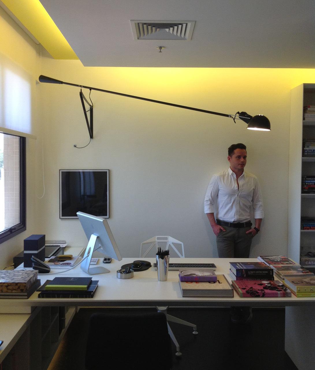 Where I Work: Diego Revollo