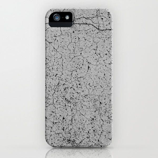Fresh From The Dairy: Concrete Look Smartphone Cases