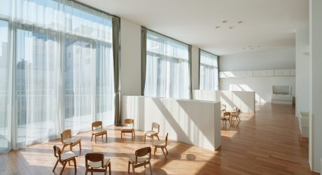 Day Nursery in Japan by Takeshi Yamagata Architects