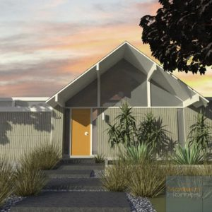 A Brand New Eichler Home? Now It's Possible.