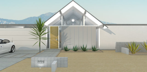A Brand New Eichler Home? Now Its Possible. in main architecture  Category