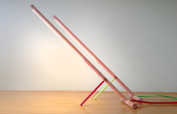 Peg Lamp by Gagan Design in main home furnishings  Category