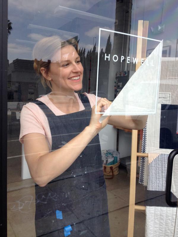 hopewell-signage