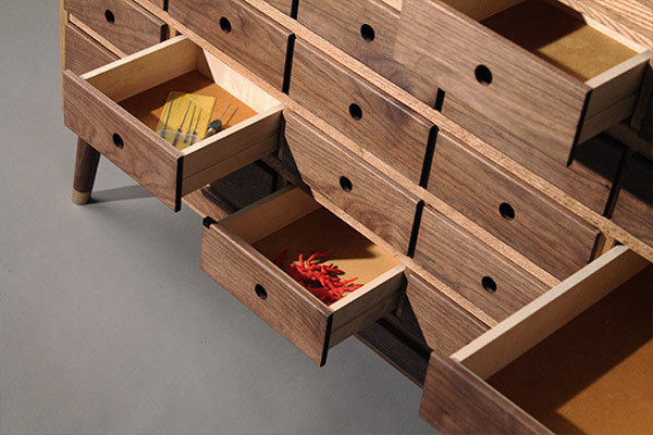 An Electronic Work Bench with Storage in main home furnishings  Category