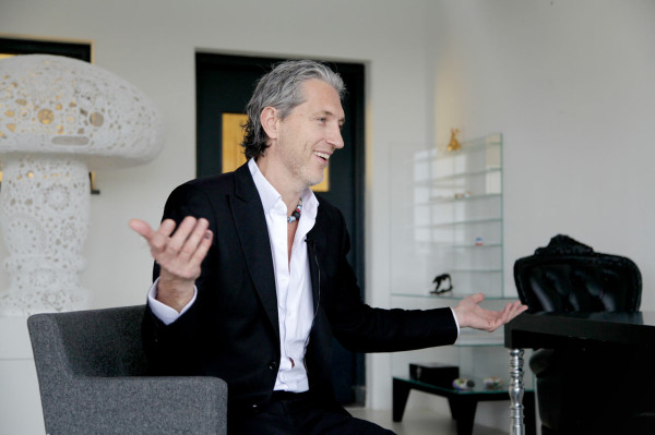 Watch: Design Milk Talks to Marcel Wanders [VIDEO] in main home furnishings  Category