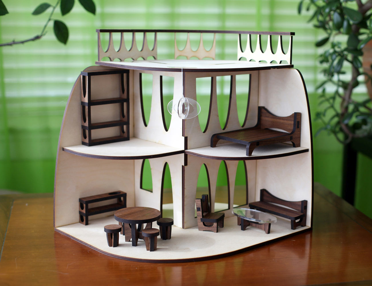 modern-sustainable-dollhouse-walnut
