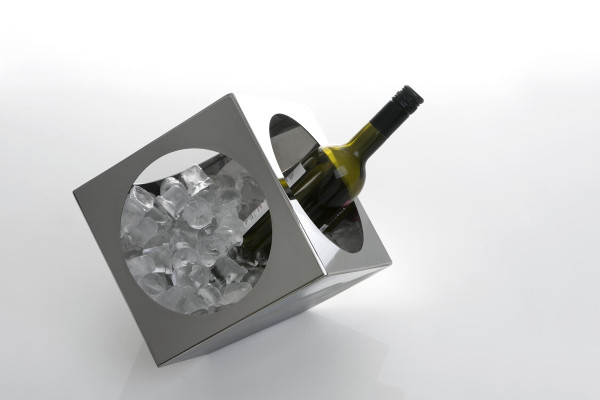 iceCube wine cooler & fruit bowl
