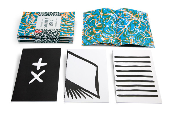 Notebooks From The Creative Salt Mines by Plumb in style fashion main art  Category