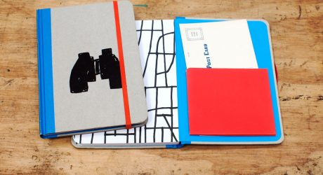 "Notebooks ""From The Creative Salt Mines"" by Plumb"