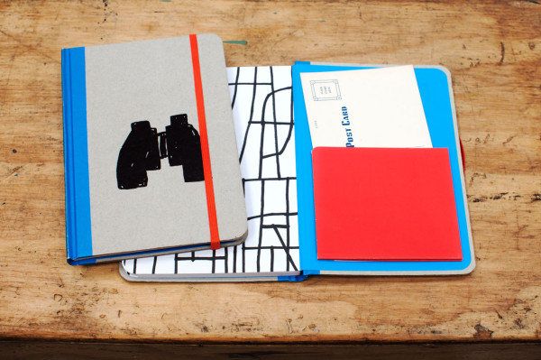 """Notebooks """"From The Creative Salt Mines"""" by Plumb"""
