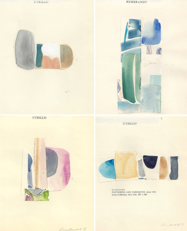 Watercolors by Claire