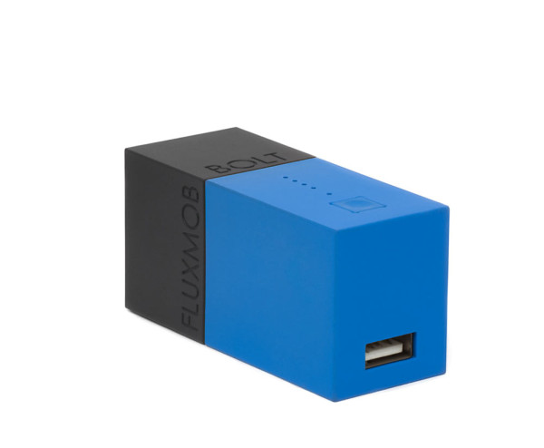 BOLT: A Small Wall Charger & Battery Backup in One in technology main  Category