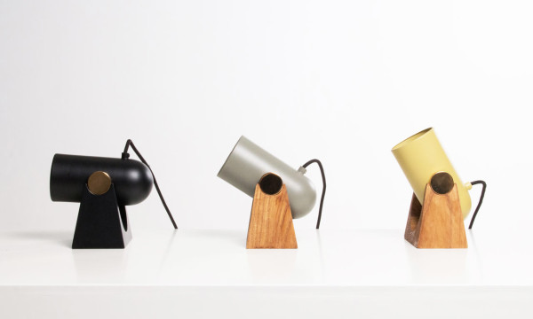 Ideal Carronade Table Lamp Markus Johansson