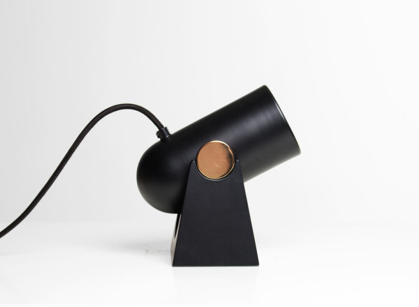 A Lamp that Looks Like a Cannon in main home furnishings  Category