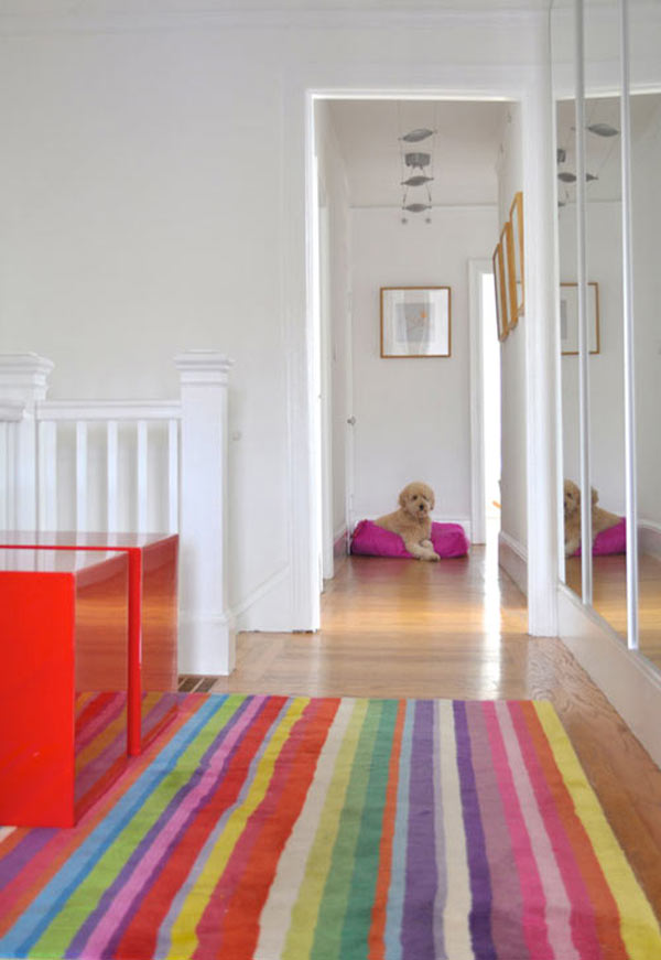 Colorful Rug Tina Frey IKEA Rug