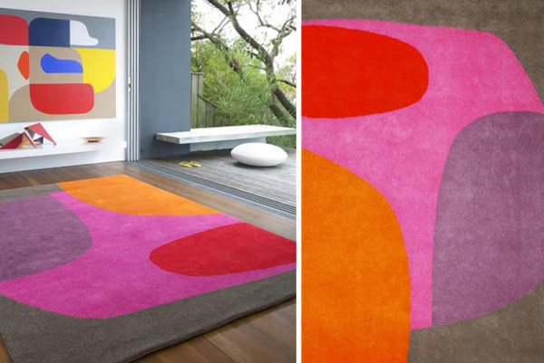 Colorful-Rugs-Dinosaur-Designs-Designer-Rugs-Lava