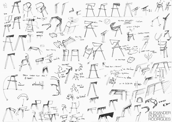 How The Cartesian Chair Is Made Design Milk