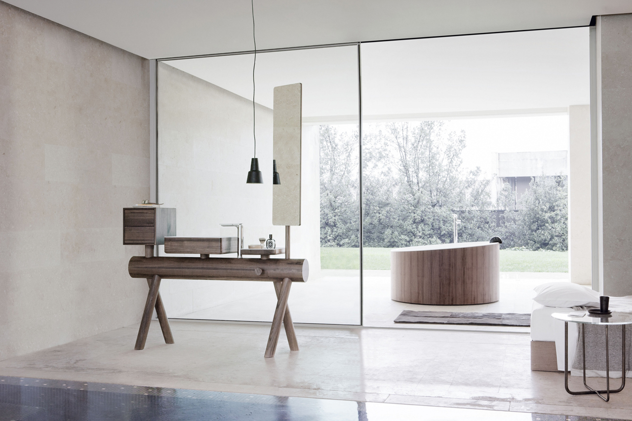 Dressage: A New Type of Bathroom from GRAFF