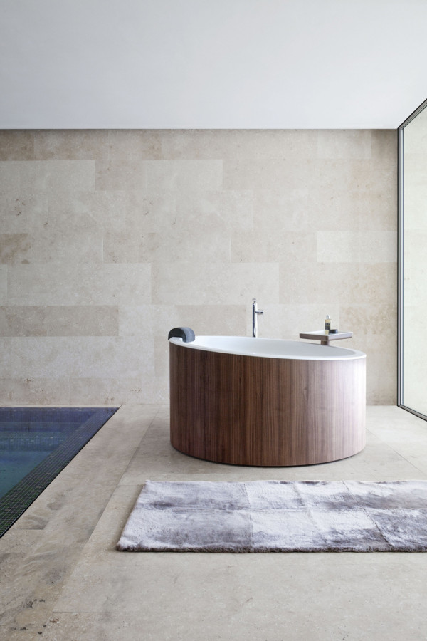 Dressage A New Type Of Bathroom From Graff Design Milk