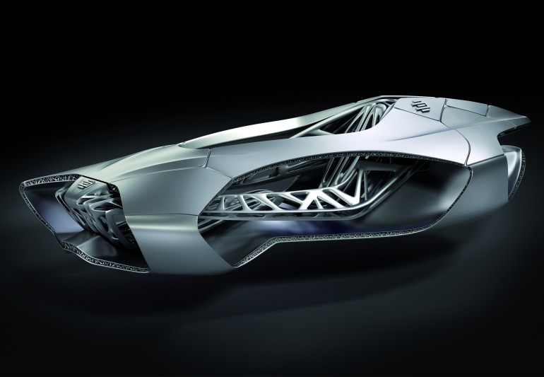 3D Printed Cars Will Look Weird, Cost Less, Offer Crazy MPG