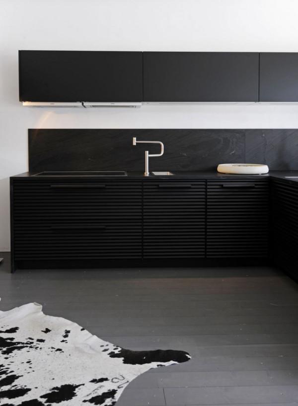 Schiffini Italian kitchen manufacturer's new showroom in Zurich, Switzerland