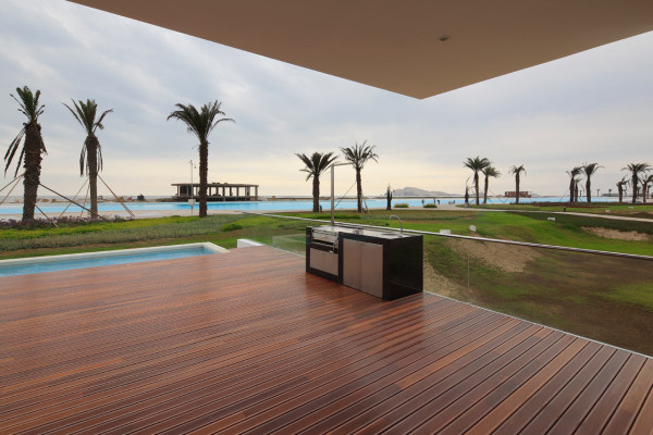A Beachfront House in Peru by Juan Carlos Doblado in main architecture  Category