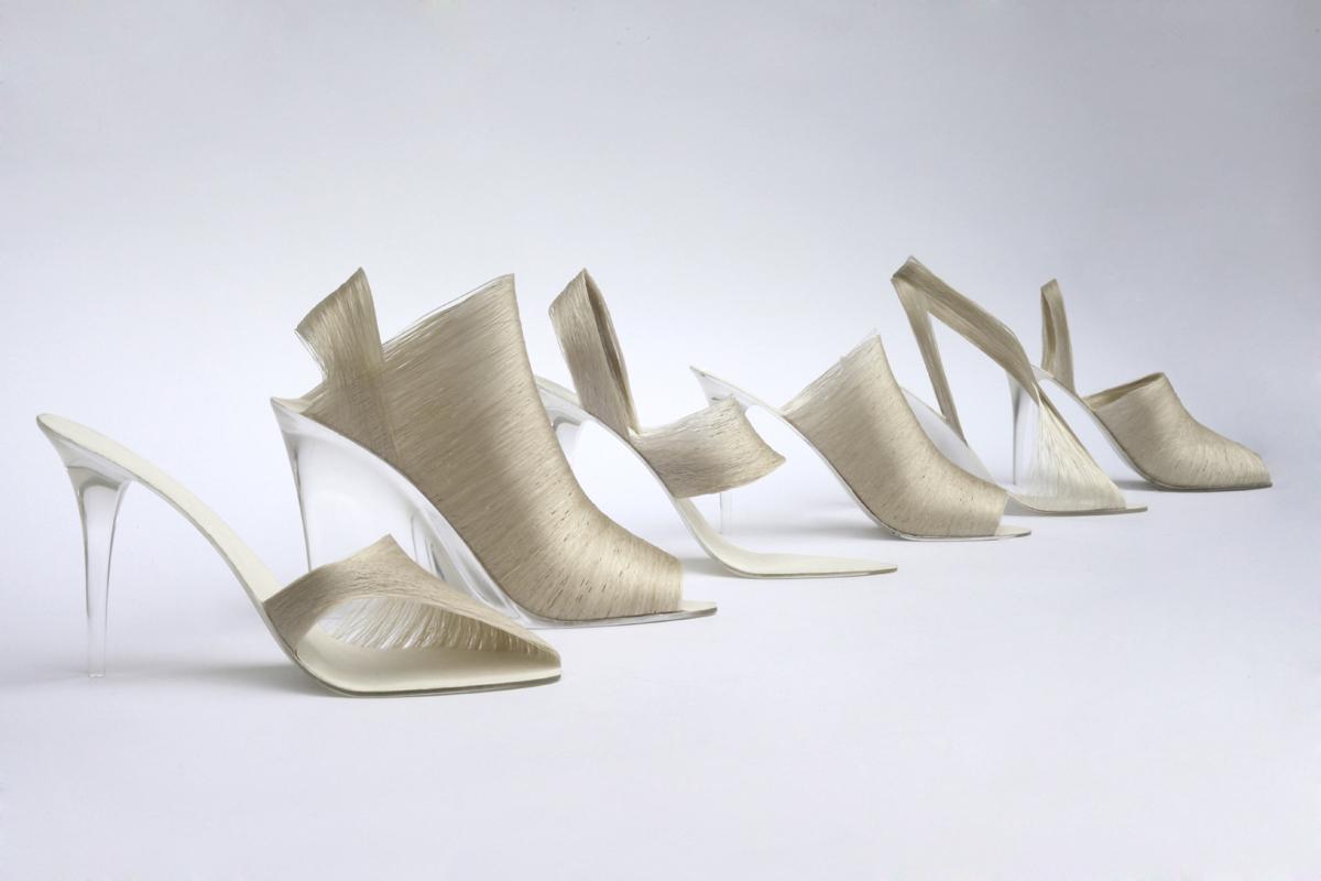 The Silk Léi Zu Collection by Nicole Goymann and Christoph John