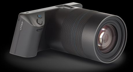 Lytro Illum: The Storyteller's Digital Camera