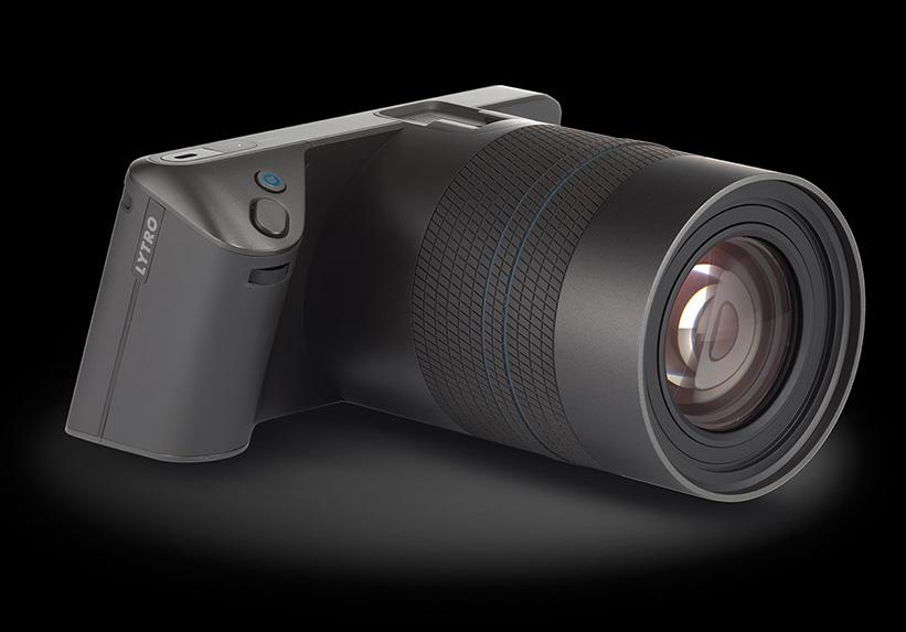 Lytro Illum: The Storyteller's Digital Camera