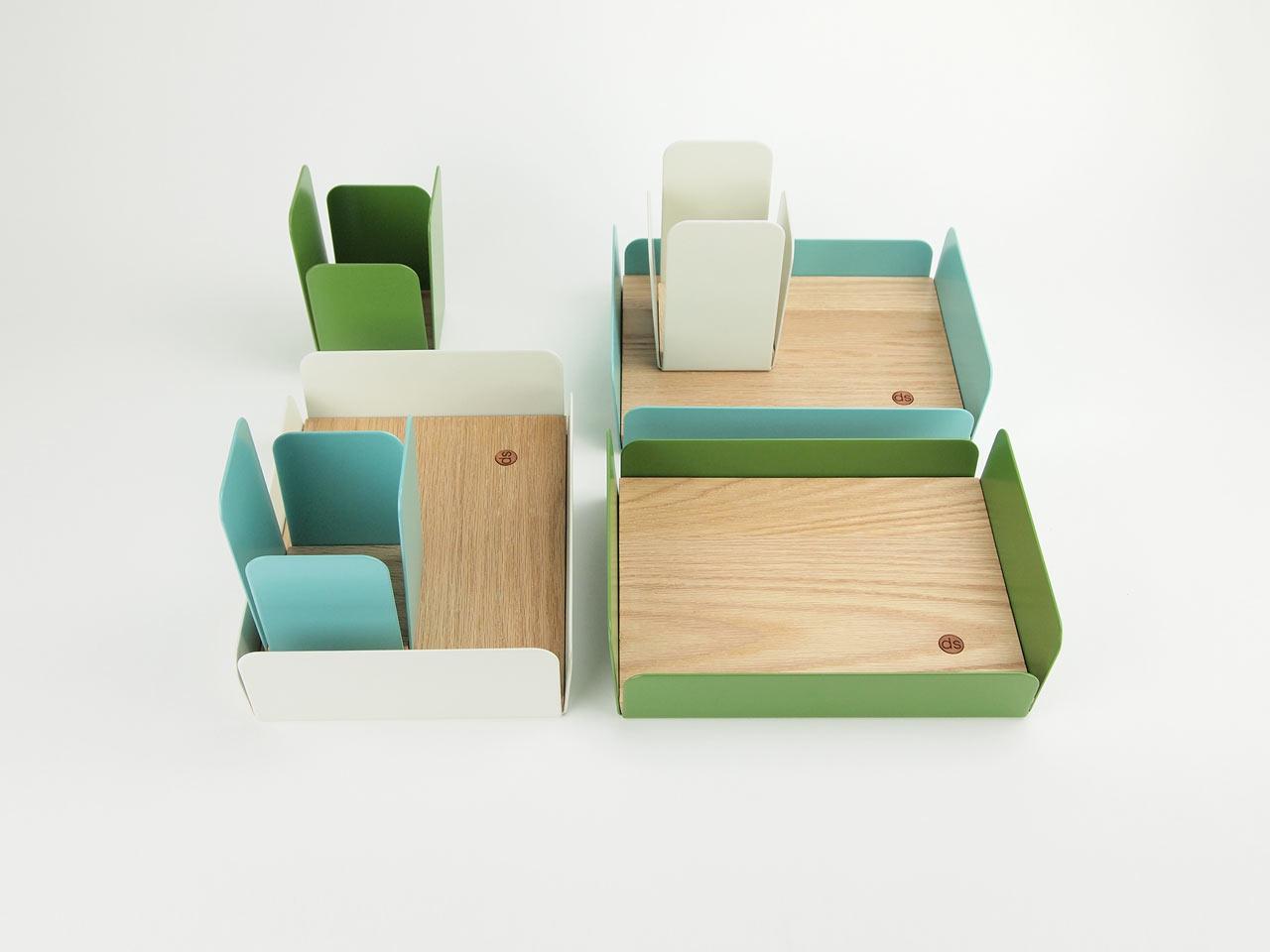 Petals Desk Accessories By Dino Sanchez Design Milk