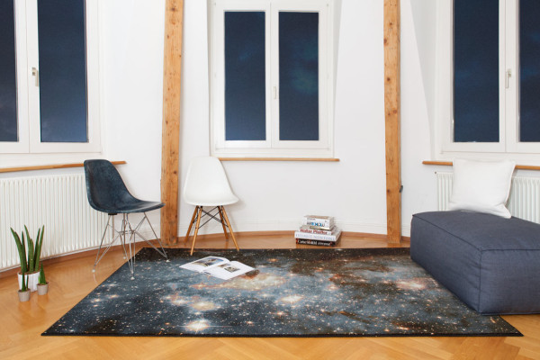 Space y & Geometric Rugs from Schönstaub in main home furnishings  Category