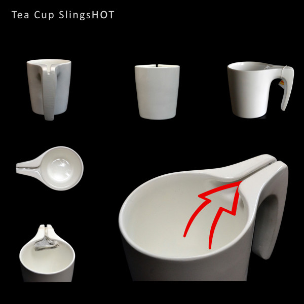 Samir Sufi Tea Cup SlingsHOT-3