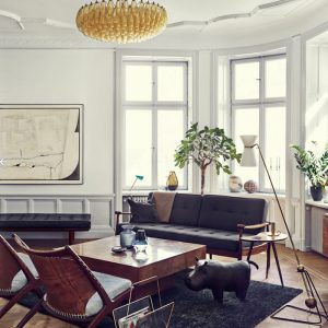 A Stunning Stockholm Apartment