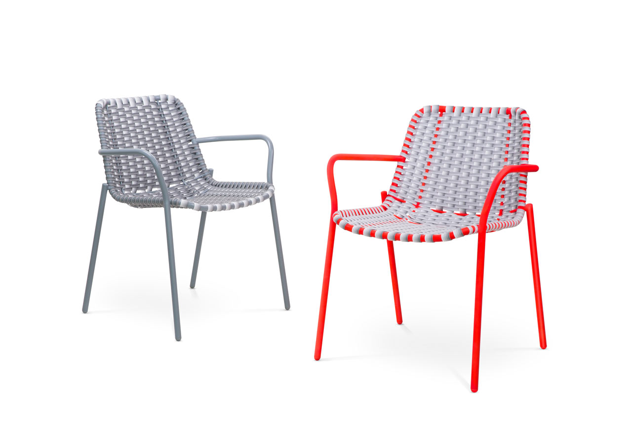 Strap Chair by Scholten & Baijings for Moustache