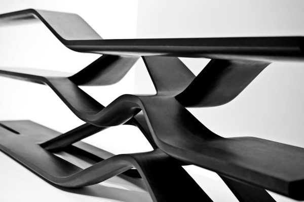 Cantilevered Shelf by Zaha Hadid for CITCO in main home furnishings  Category