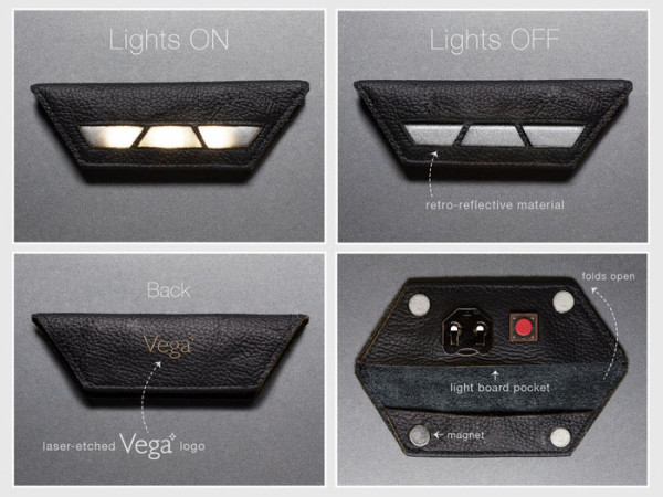 Vega Edge: A Wearable Light That Works with Any Wardrobe in technology style fashion main  Category