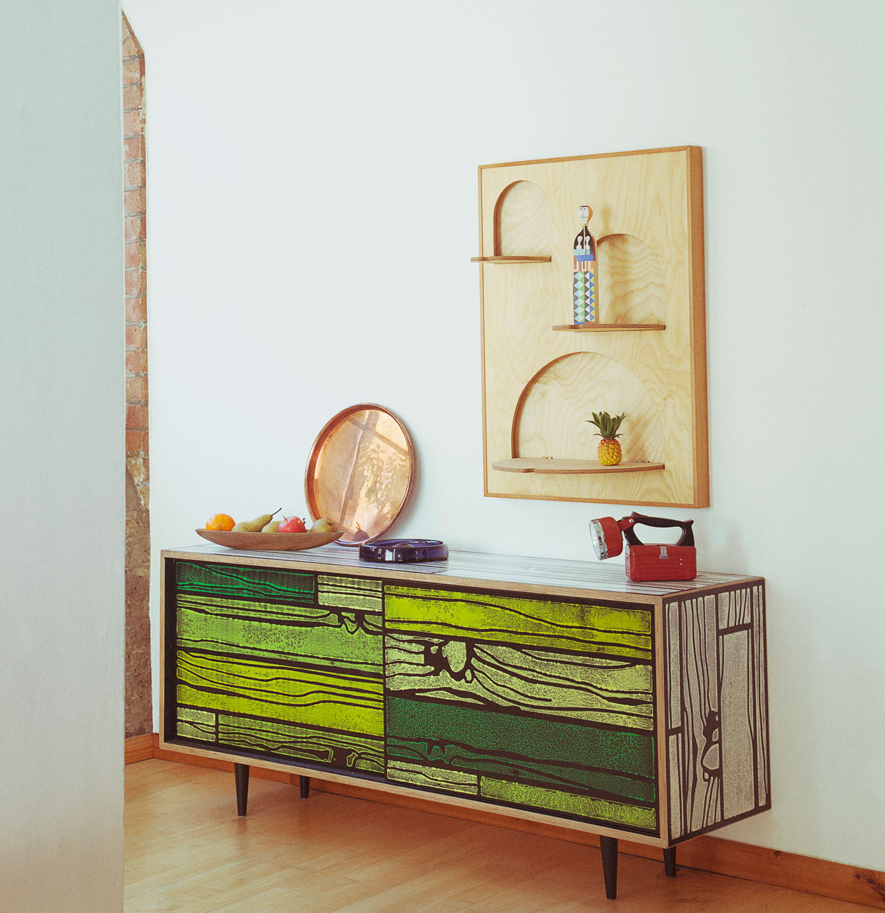 Wallmonds Shelves By Gonçalo Campos ...