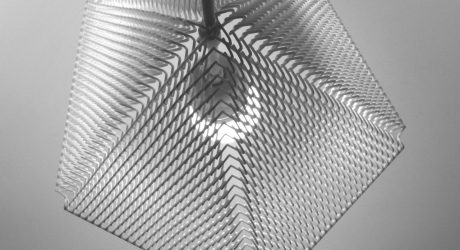 ZooM: 3D Printed Lampshades by Michiel Cornelissen