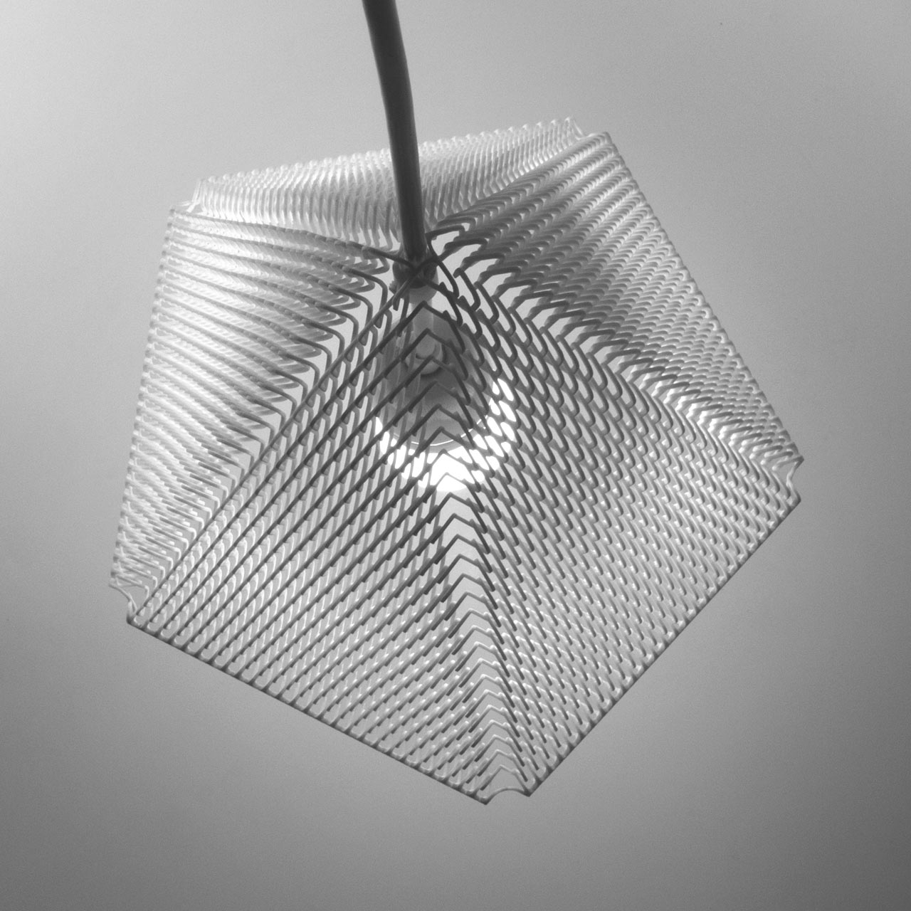 ZooM: 3D Printed Lampshades by Michiel Cornelissen