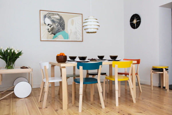 Artek Paimio Chair 69 Giveaway in sponsor main home furnishings  Category