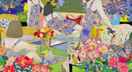 Naomi Okubo's Paintings