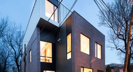 Coleraine Residence by Naturehumaine