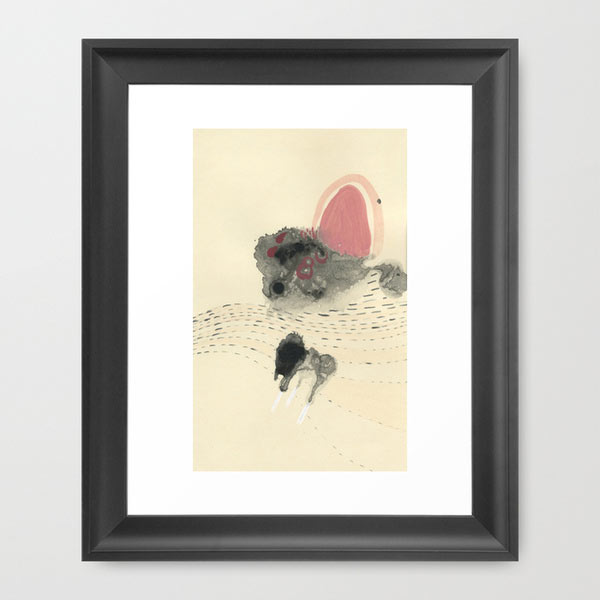 dream-print-artwork-framed