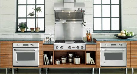 GE Monogram: Where Details Make A Statement in the Kitchen