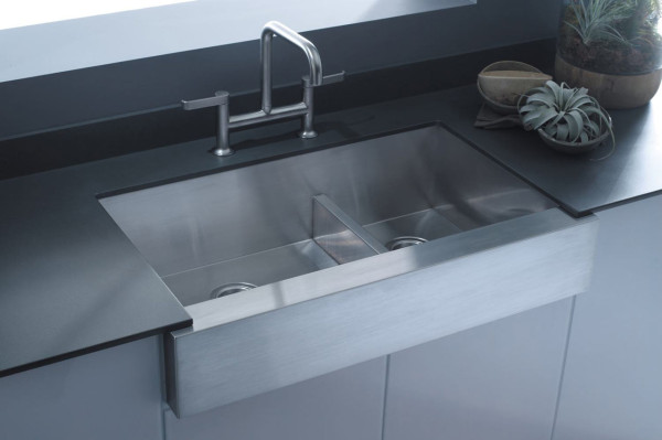 kohler-farmhouse-sink-stainless-steel